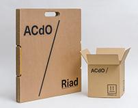 ACdO: Identity and branding