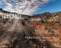 Amazing Iceland │ Eldvörp │ Part 2 of 3 │ Summer │