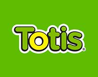 Propuesta Web Site  Totis