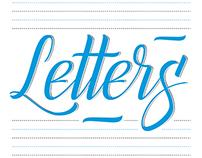 Proceso diseño de tipografía | Typeface design process