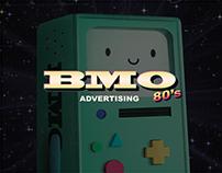 BMO 80's Advertising