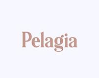 Pelagia Typeface