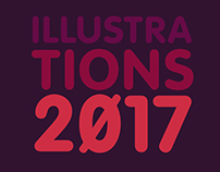 Illustrations 2017 (selection) | Beni Ruiz