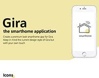 Gira - design