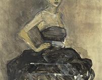Hommage à Degas XXXVI