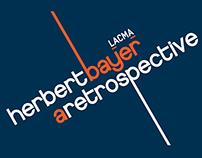 Herbert Bayer: A Retrospective
