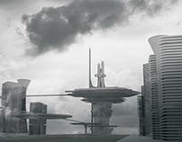 """Star City"" Concept Art"