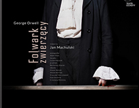 Theatre Posters / Animal Farm / The Master&Margarita