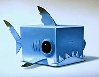 shark cube