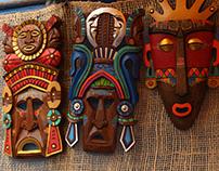 Colores de Otavalo - Ecuador