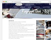 Astillero Nautiglass | Diseño de Sitio Web WordPress