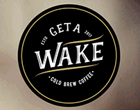Logo and product packaging for Get a Wake | Germany