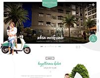 Real Estate Web Design - Web UI & UX