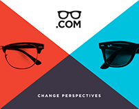 Glasses.com Branding