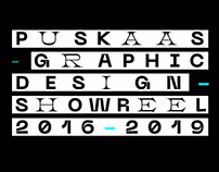 PUSKAAS Showreel (2016-2019)