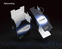 Innovative rebranding HiTE PRO