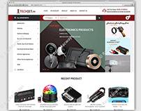 TECHJET – Website Design Development Maintenance