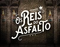 Bradesco Cartões   Promoção Reis do Asfalto
