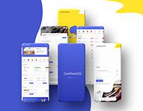 CashbackOS - A Complete Coupon Cashback Mobile App