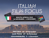 Italian Film Focus - South Africa 2015