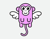 Identidade Visual: Wings Blog