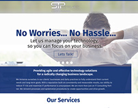 STP Ventures Creative Direction & Graphic Design
