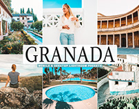 Free Granada Mobile & Desktop Lightroom Presets