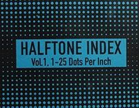 Halftone Index - Dot Pattern Catalog