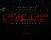 Umbrellast Font | Sans Serif Font