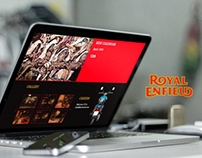 Royal Enfield Website