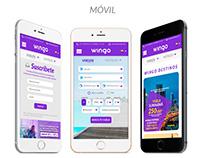 Diseño Web - Diseño Interfaz - Wingo.com