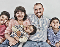Familia - Campaña 2014 - Centro Médico DAC - Arequipa