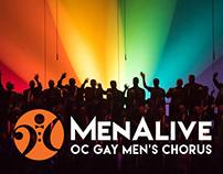 MenAlive Chorus Logo Rebranding