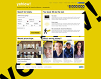 Hotel Booking Site and Branding Exploration (2011)