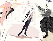 Fashion Illustrations 2019