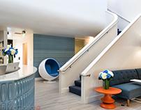 Swank-  the offices of Vanguard Properties