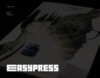 Сайт типографии «Easypress»