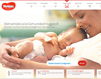 HUGGIES LAO · Digital Platform