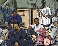 THE RAPOCALYPSE (Wu-Tang Clan)