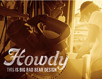 Big Bad Bear Design Site