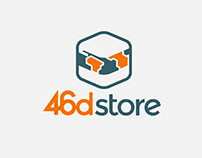 46d store Brand design & Website