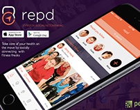 Fitness App by Peerbits
