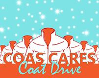 COAS Coat Drive Flyer