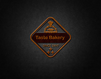 Bakery Shop Logo Design.