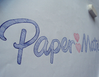 Paper Mate Illustrations (2011)