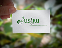 Branding and Campaign design for Usiru (NGO)