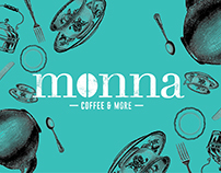Branding Monna Coffee