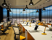 Company Interior design