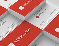 Vermillion Branding