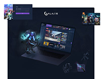 Galaxis - streaming marketplace